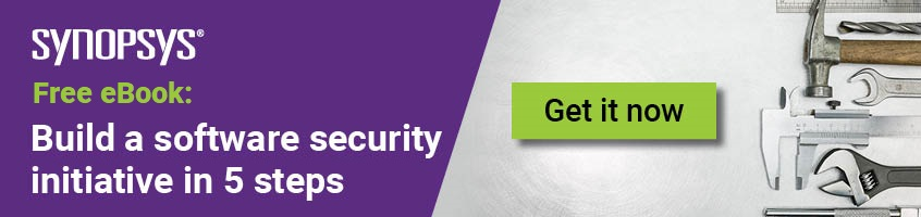Build a software security group (SSG) in 5 steps