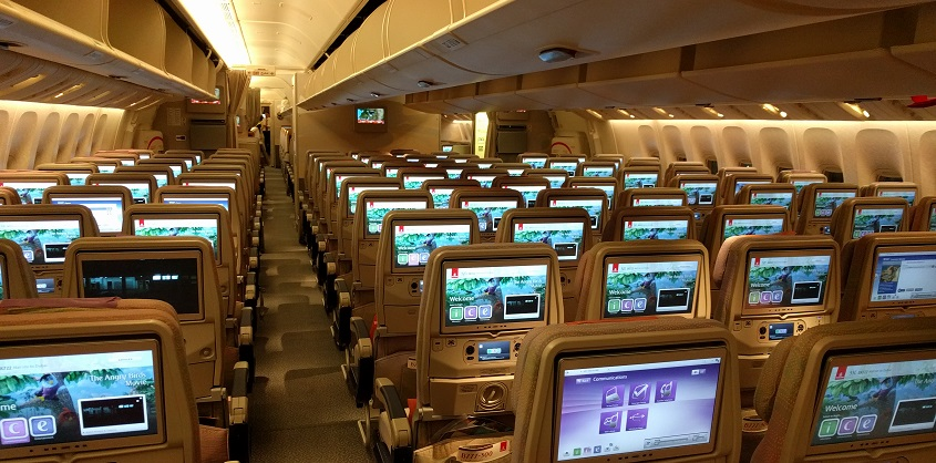Researcher finds some airline infotainment systems vulnerable