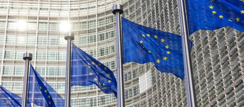 How will the EU's GDPR set a higher data security standard?