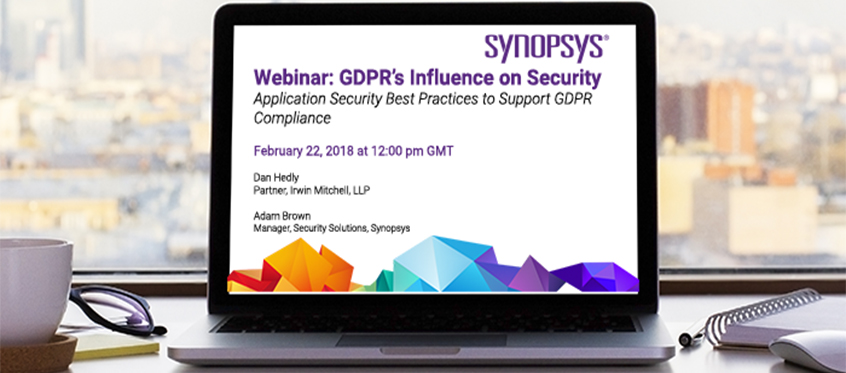 Webinar: What will GDPR requirements mean for your security initiative?