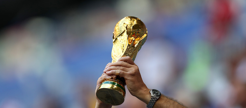 Golden Cup was a world cup of trouble