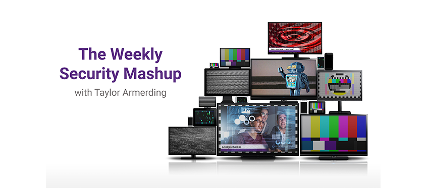 Weekly Security Mashup - August 28, 2018