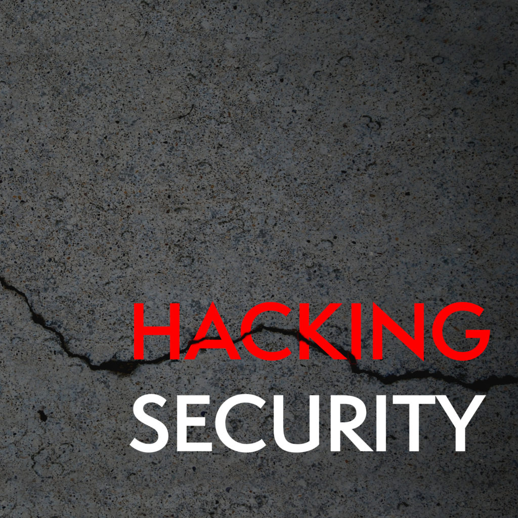 Hacking Security Podcast Logo - Sponsored by Synopsys Software Integrity
