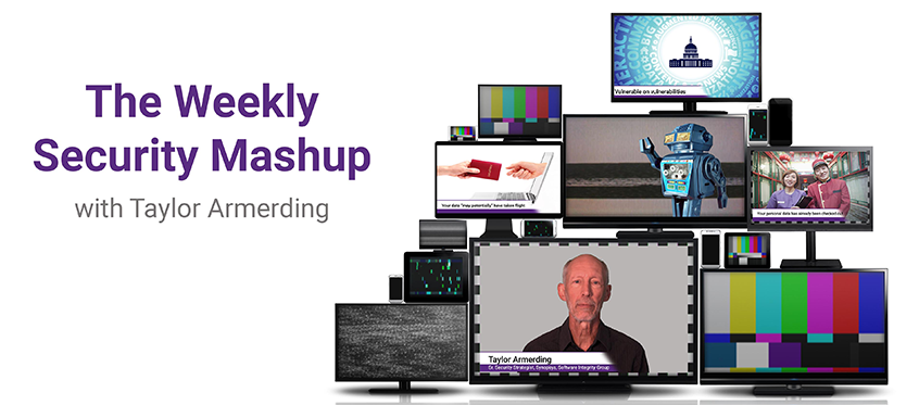 Weekly Security Mashup - September 4, 2018