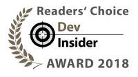 Dev-Insider Readers' Choice Award 2018