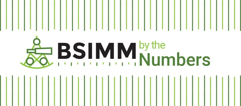 BSIMM9 by the numbers