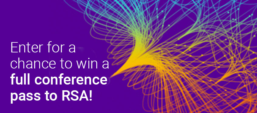 Enter for a chance to win a full conference pass to RSA