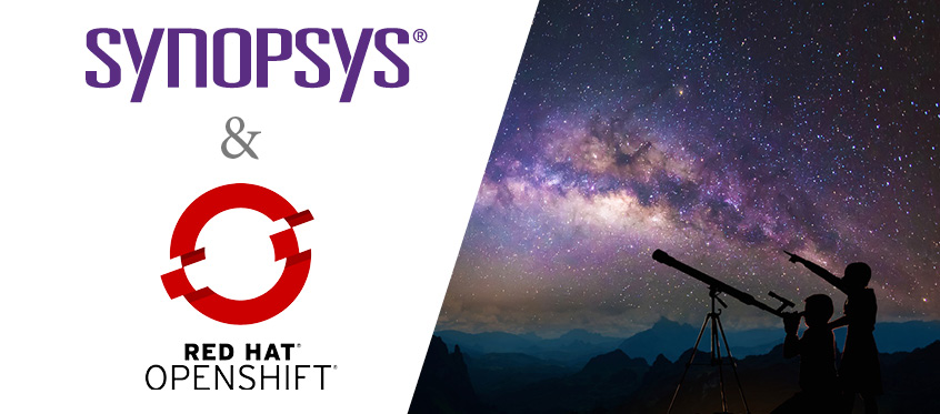 New Synopsys Polaris platform optimized for Red Hat OpenShift Container Platform