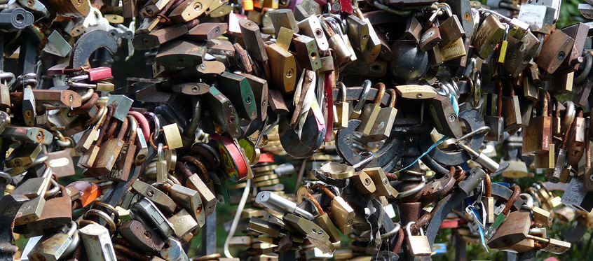 How do you keep your stuff secure? Homeowners use locks; development organizations use application security testing.