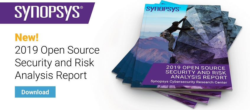 Get the free 2019 Open Source Security and Risk Analysis