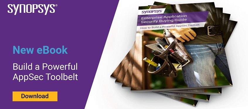 Get the guide: How to Build a Powerful AppSec Toolbelt