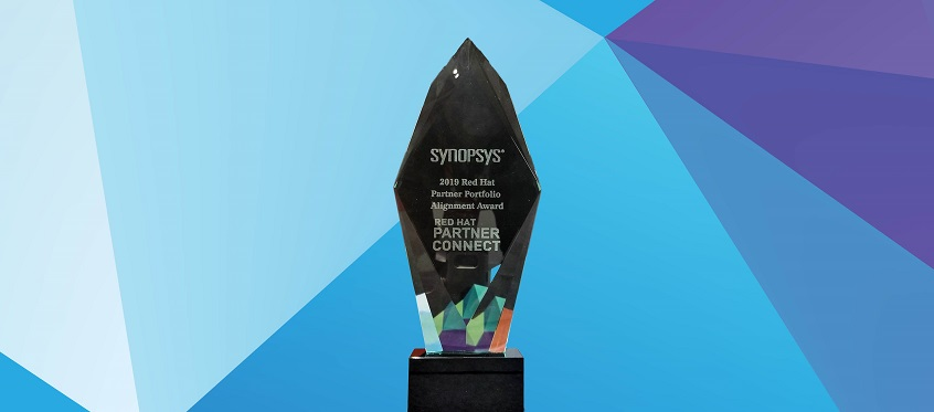 Synopsys Software Integrity Group receives Red Hat Partner Award