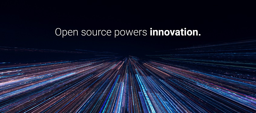 Open source powers innovation.