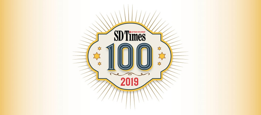 Synopsys receives a 2019 SD Times 100 award in security