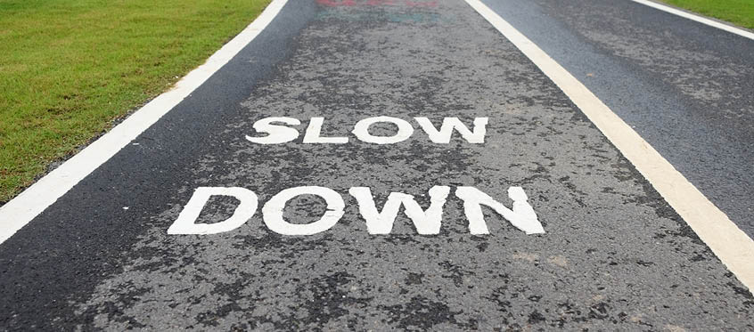 Slow is smooth and smooth is fast in software development.