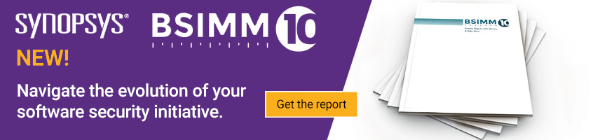 Get the latest BSIMM report