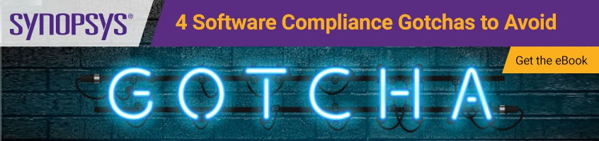 Get the software compliance eBook