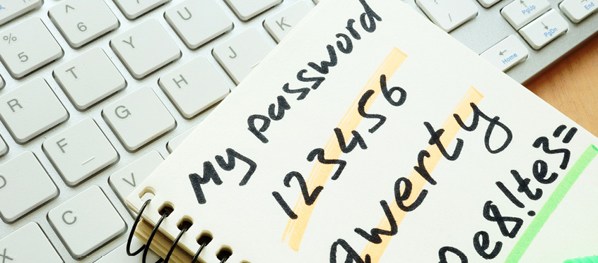 Users can generate and store strong passwords for IoT devices in a generic, cross-platform tool like KeePass.