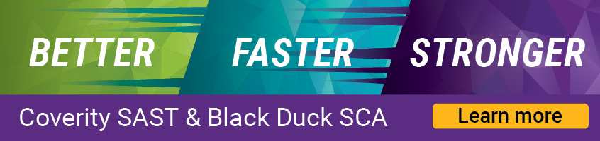 Learn more about combining Coverity SAST and Black Duck SCA