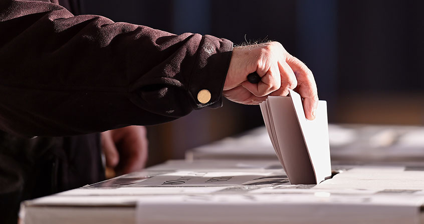 Replace paperless voting machines with systems that have a voter-verified paper backup of every vote