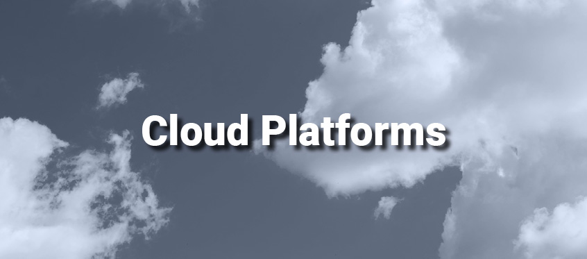 Courses on cloud platforms