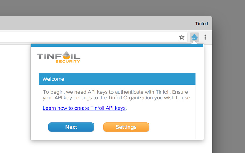 Tinfoil Security's Login Recorder | Synopsys