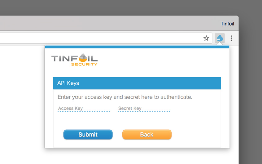 Announcing Tinfoil Security's Login Recorder | Synopsys