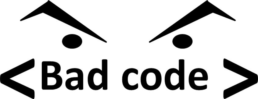 Bad Code | Synopsys