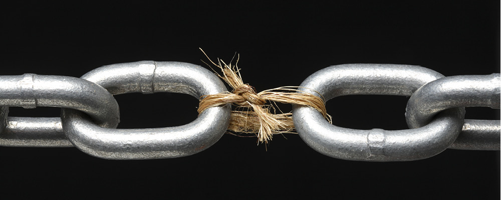 Don't be the weak link in your customers' supply chain security