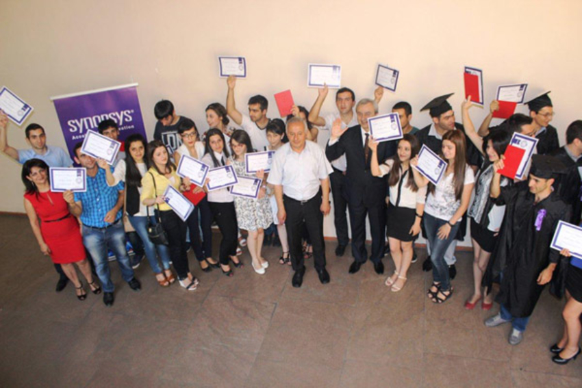 69 Advanced Engineering Students from State Engineering University of Armenia