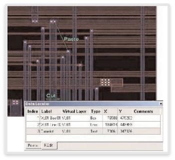 図4: 設計、ファブ、ラボ間の連携を可能にするK-Edit