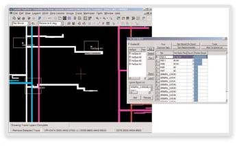 図8: 発光解析での検出領域内のネット数を表示するHot-Spot Analyzer(ホットスポット・アナライザ)
