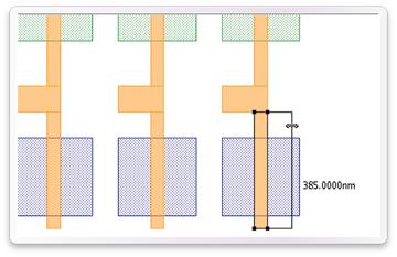 图 4: 可以轻松选择和编辑层次中的图形