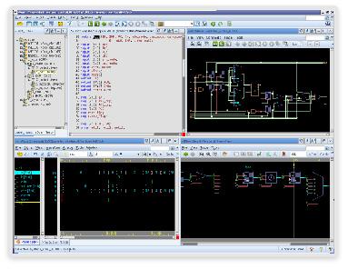 图 2:交互式测试平台调试