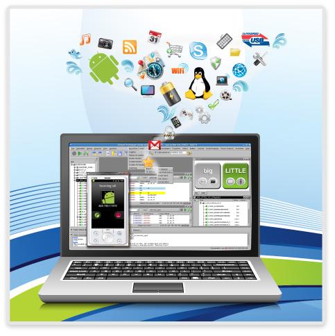 用于 ARM® 处理器的 VDK 系列产品