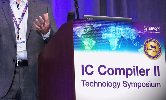 IC Compiler II  Technology Symposium