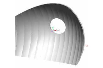 Reflector Simulation