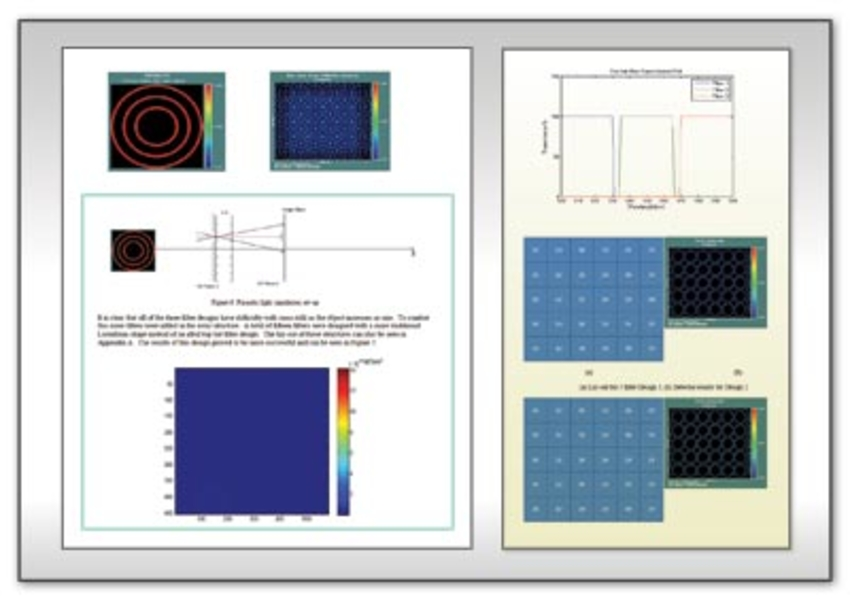 Non-sequential Modeling of Multi-aperture Lenslet Array Spectropolarimetric Imager