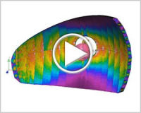 Illuminance Display in 3D Design View video