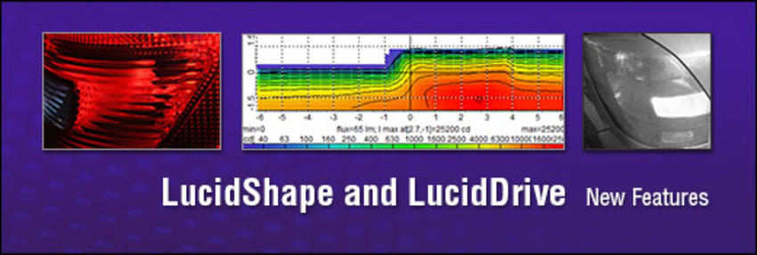 LucidShape and LucidDrive