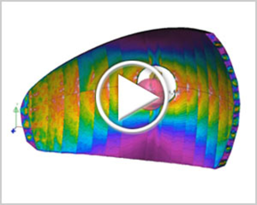 Illuminance Display in the 3D Design View video