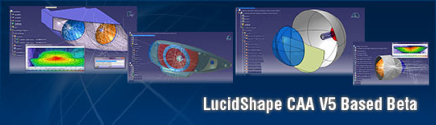 LucidShape CAA V5 Based Beta