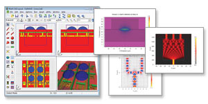 RSoft photonic design software - Component Design Suite