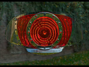 Scooter taillight PRS