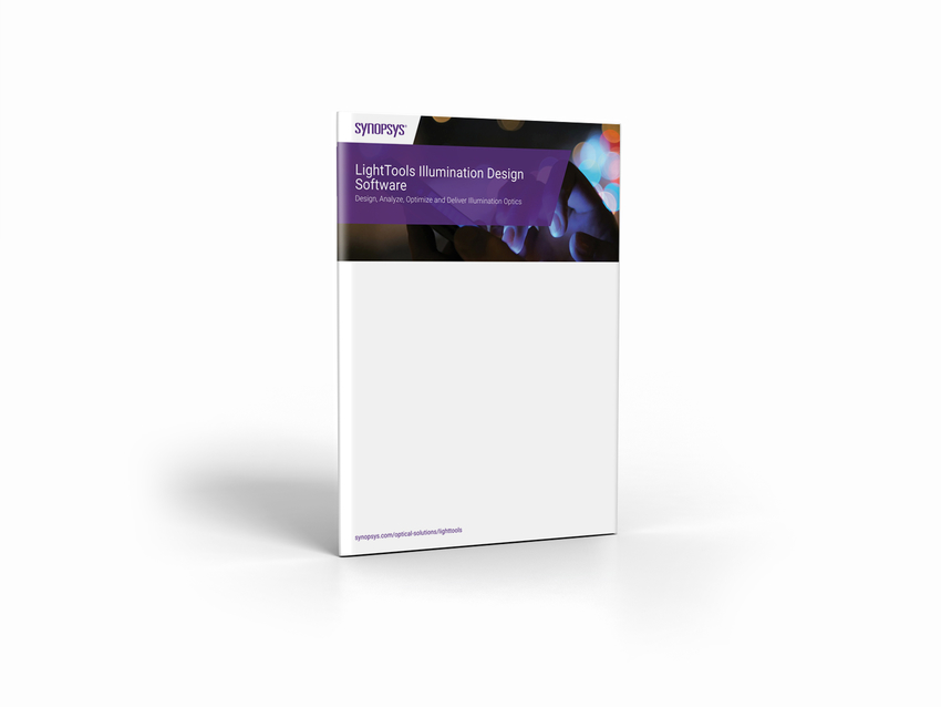 LightTools Illumination Design Software Brochure | Synopsys