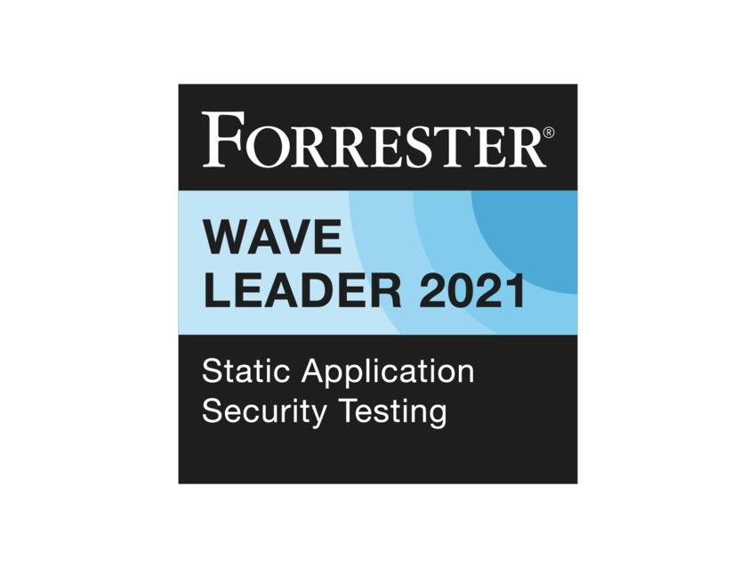 Forrester Wave Leader for SAST