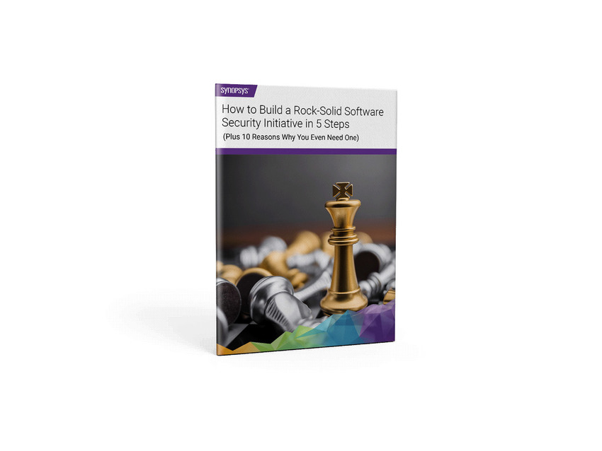 Build software security initiative eBook | Synopsys
