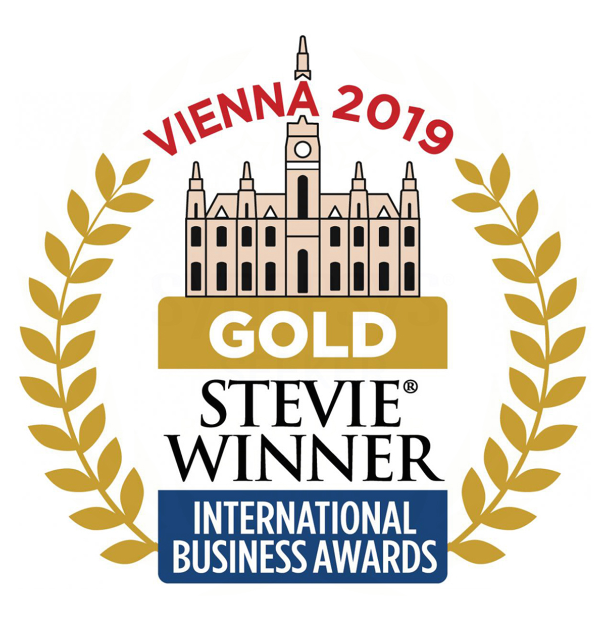 Gold 2019 Stevie Award