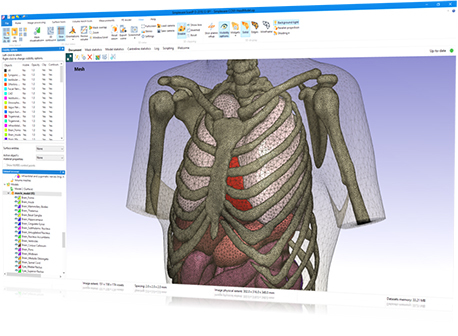 Meshing Software for FE and CFD