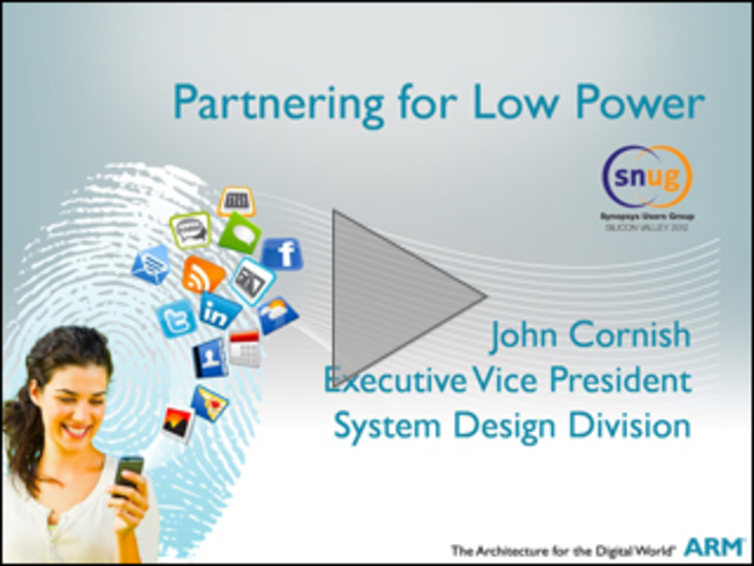 Partnering for Low Power